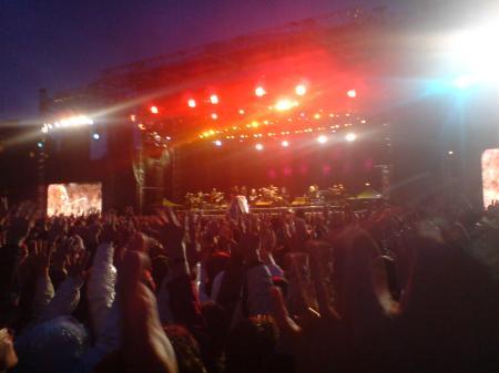 Springsteen på Stadion (torsdag)