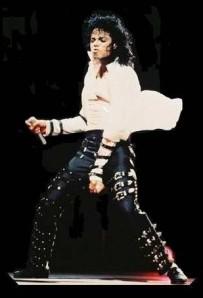 Så minns jag Michael Jackson