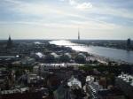 Riga från ovan