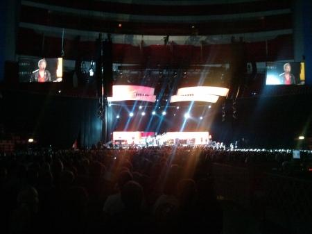 Fleetwood Mac i Globen
