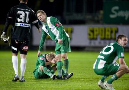 Hammarby åker ur Allsvenskan